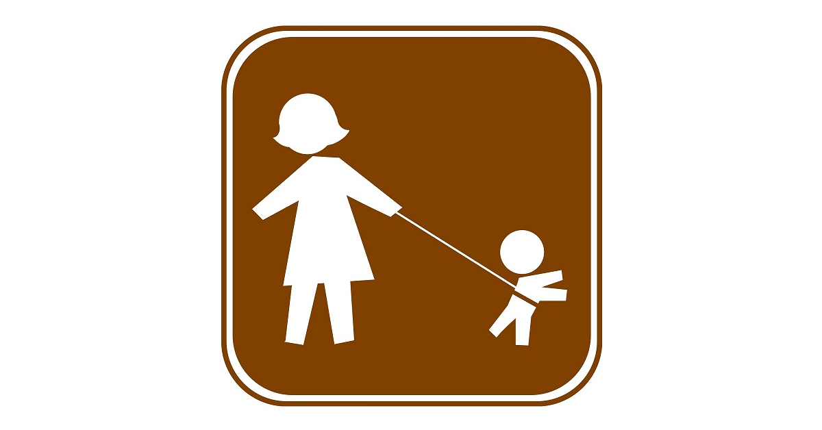 Szabadság, vagy valami más: A gyerekpóráz